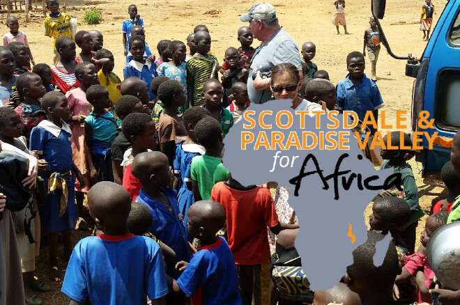 Scottsdale & Paradise Valley for Africa
