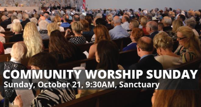 Community Worship Sunday