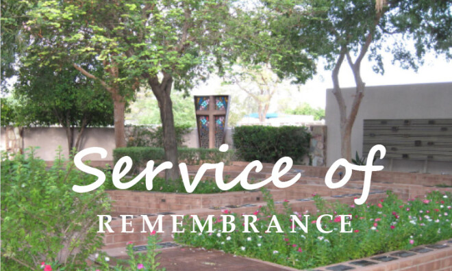 Dove Tree Service of Remembrance