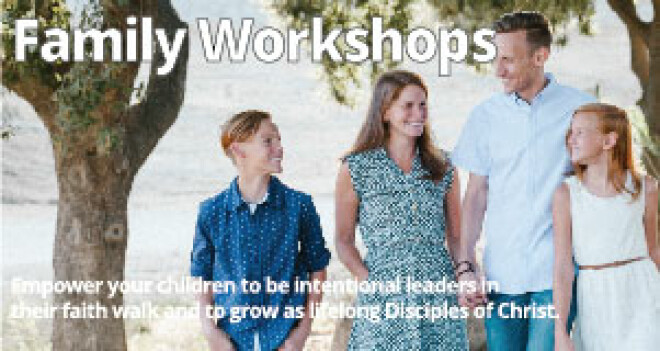 Families of Student New Members: Supporting your student's faith journey