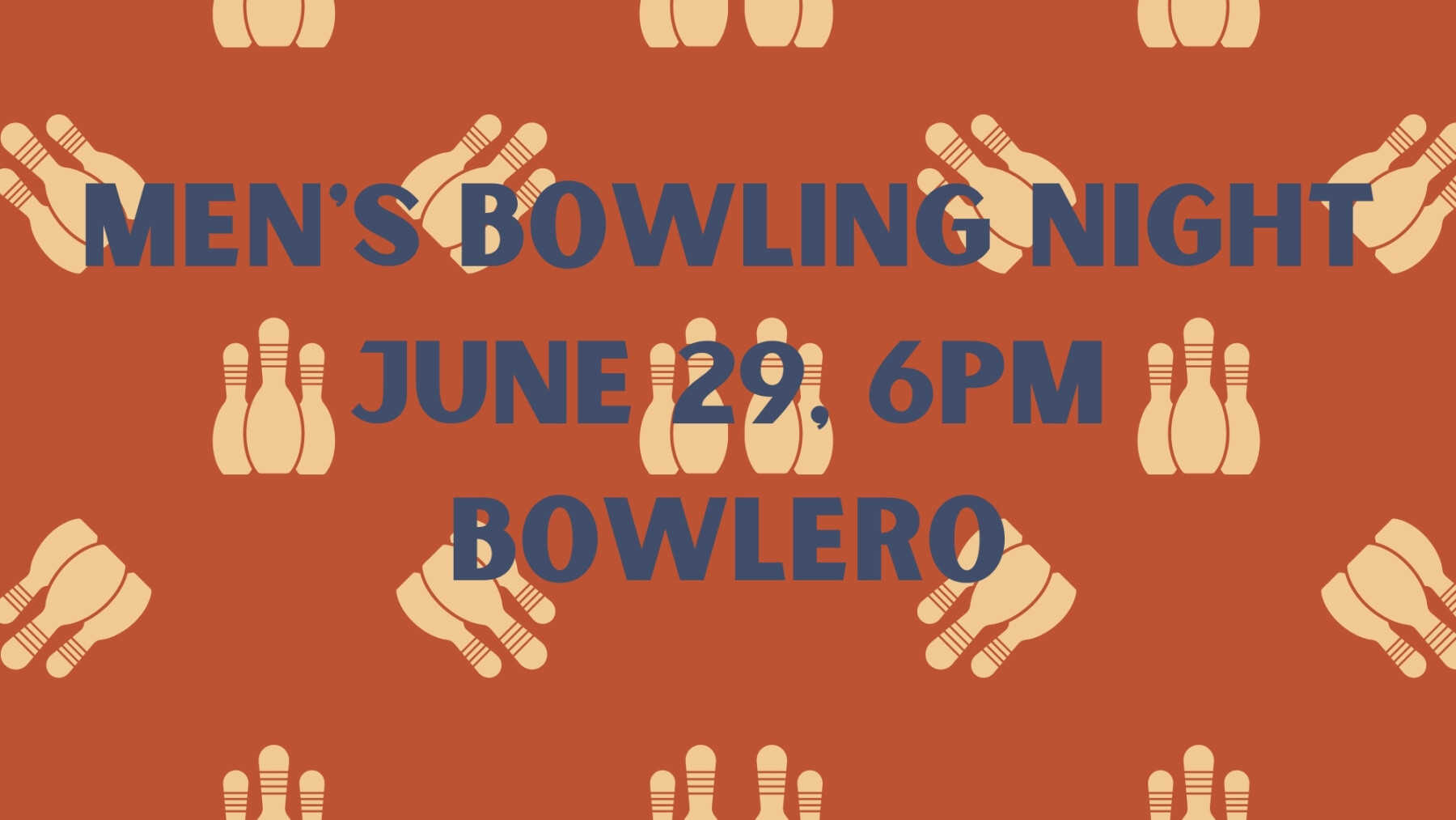 Men's Bowling Tuesday